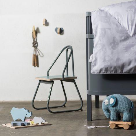 Sebra Puzzle aus Holz Nashorn