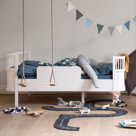 Sebra Stützbrett Rausfallschutz für Junior & Grow Bett