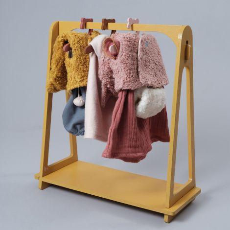 Fabelab Kleiderständer für Puppenkleidung
