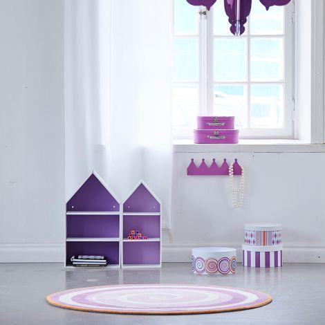 Kids Concept Kleiderhaken Fairy Rosa/Lila •