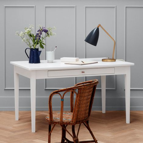 Oliver Furniture lange Beine für Tisch mit Lederband