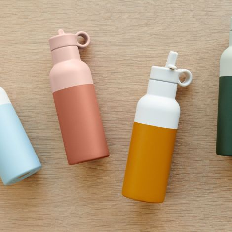LIEWOOD Thermosflasche Neo Hunter Green/Dove Blue Mix