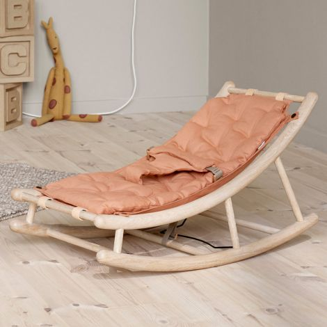 Oliver Furniture Baby- & Kleinkindwippe Wood Eiche/Karamell