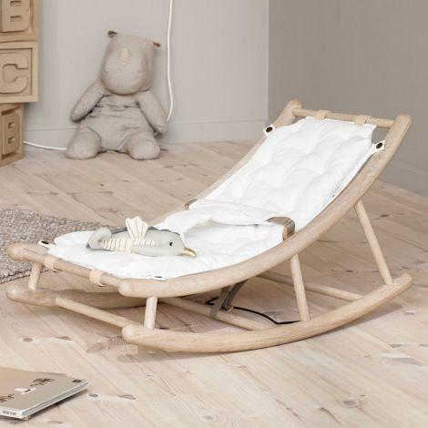 Oliver Furniture Extra Babykissen für Wood Baby- & Kleinkindwippe Weiß