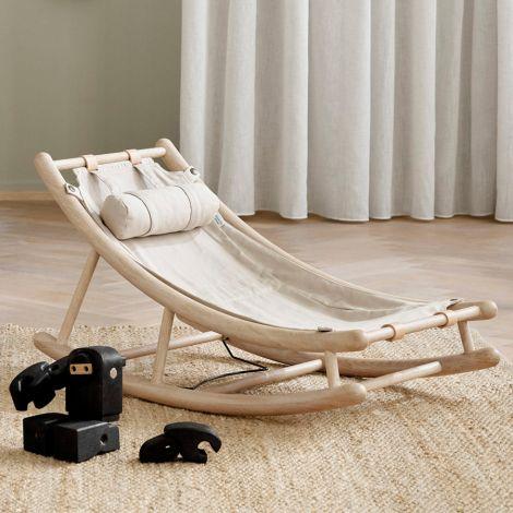 Oliver Furniture Extra Kleinkindsitz für Wood Baby- & Kleinkindwippe Natur