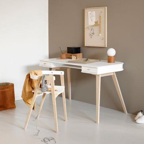 Oliver Furniture Wood Extra Tischbeinset für Schreibtisch 66 cm