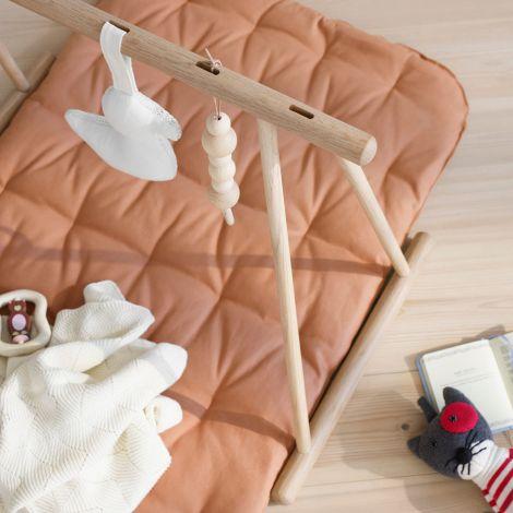 Oliver Furniture Wood Spieltrapez Eiche