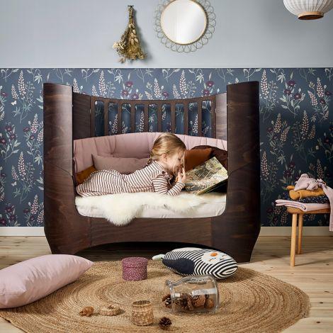 Leander Matratze für Classic Babybett Natural Weiß