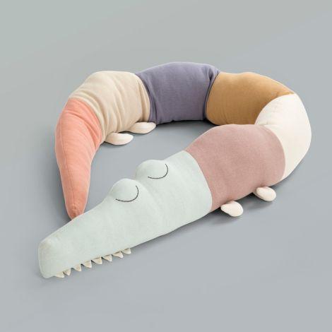 Sebra Plüschtier Kissen Sleepy Croc Daydream