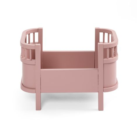 Sebra Puppenbett inkl. Matratze Blossom Pink