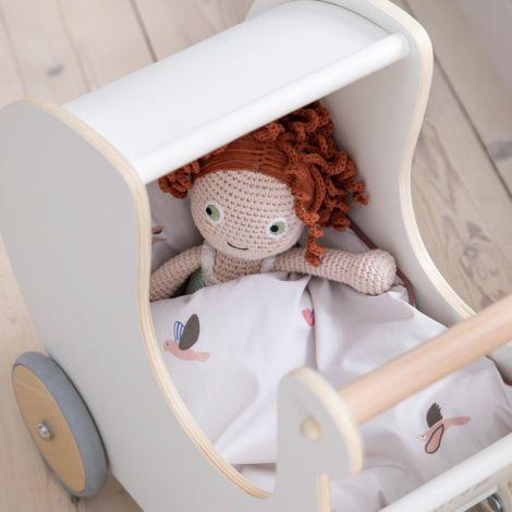 Sebra Häkel-Puppe Hanna