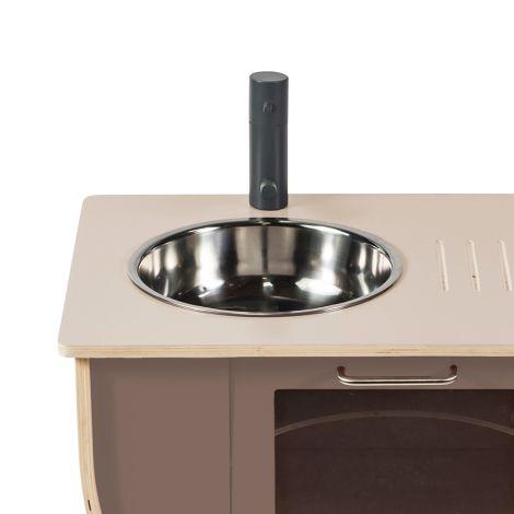 Sebra Spielküche Warm Grey •