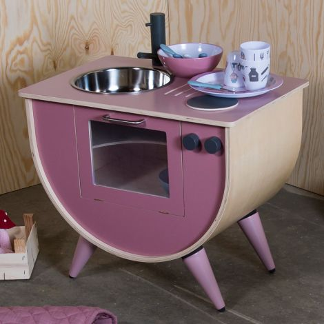 Sebra Spielküche Altrosa •