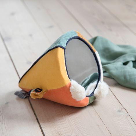 Sebra Activity-Spielzeug mit Spiegel Wildlife