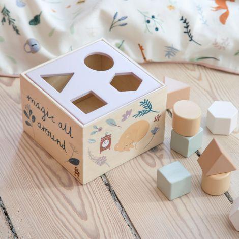 Sebra Formensteckspiel aus Holz Daydream