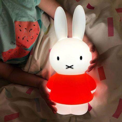 Charlie & Friends Nachtlicht Miffy LED mit Dimm- und Schlaffunktion H 32cm