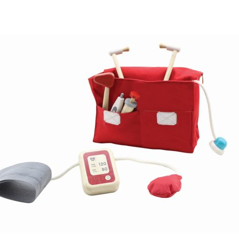 PlanToys Arztkoffer Doctor Set