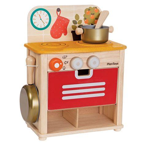 PlanToys Kinderküche im Set •