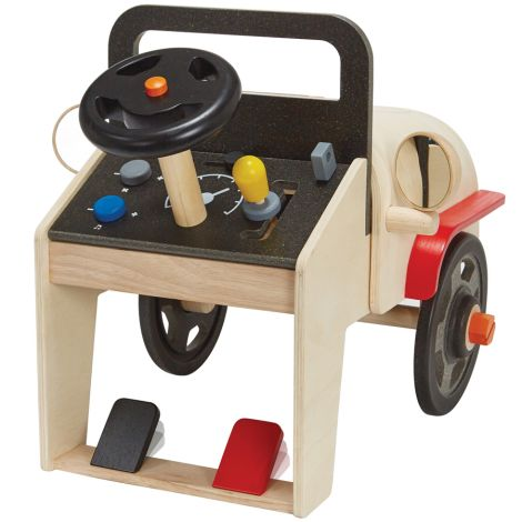 PlanToys Automechaniker Rollenspiel