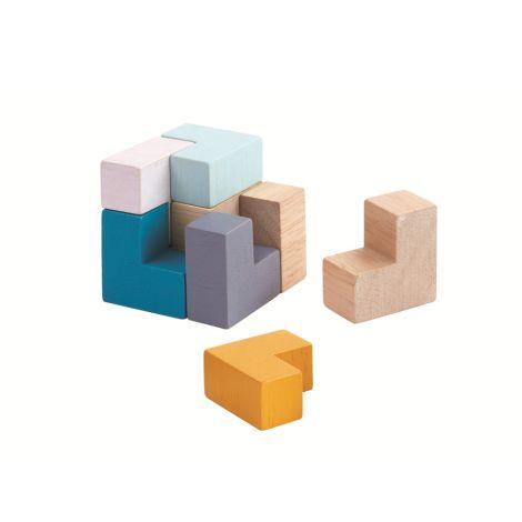 PlanToys 3D-Puzzlewürfel