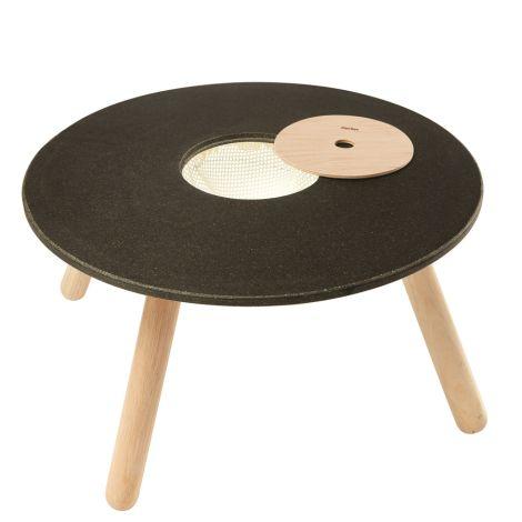 PlanToys Runder Tisch