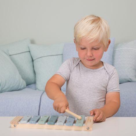 Little Dutch Xylophone Adventure Blue