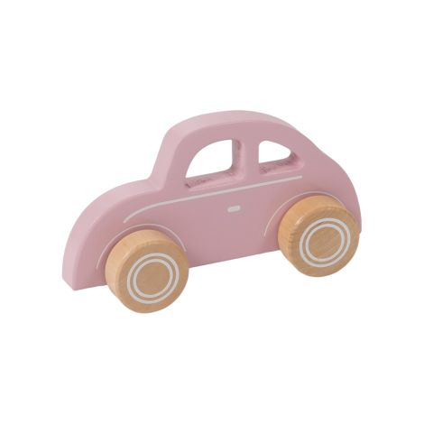 Little Dutch Holz Beetle Pink