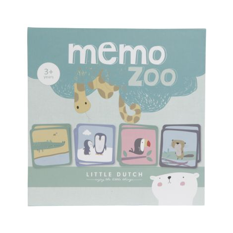 Little Dutch Memo Zoo Memory