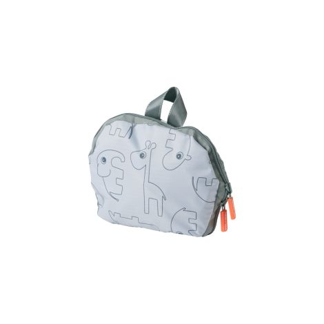 Done by Deer Rucksack Contour Grey 10 L •