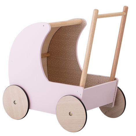Bloomingville Puppenwagen Rose