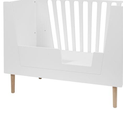 Done by Deer Einstieghilfe/Rausfallschutz Baby-Bett White