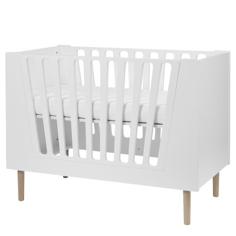 Done by Deer Baby-Bett White 70x140