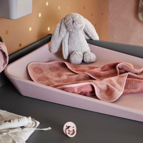 Leander Matty Wickelauflage Soft pink