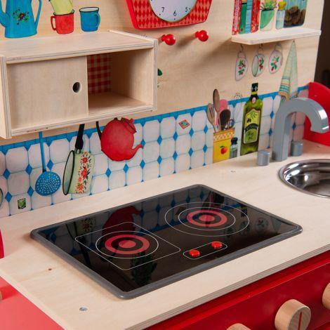 Moulin Roty Kinderküche mit Zubehör