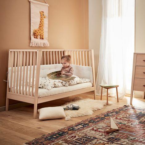 Leander Linea Babybett Buche 0-3 Jahre
