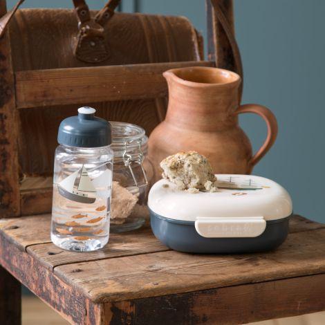 Sebra Lunchbox Brotdose mit Trennwand Seven Seas
