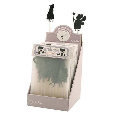 Moulin Roty Nachtschattenspiel Märchen