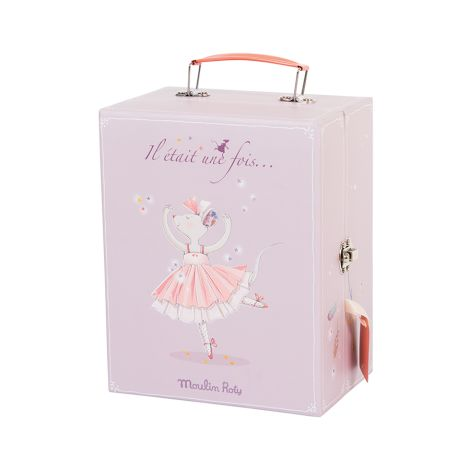"Moulin Roty Ballerina-Koffer ""Il etait une fois"""