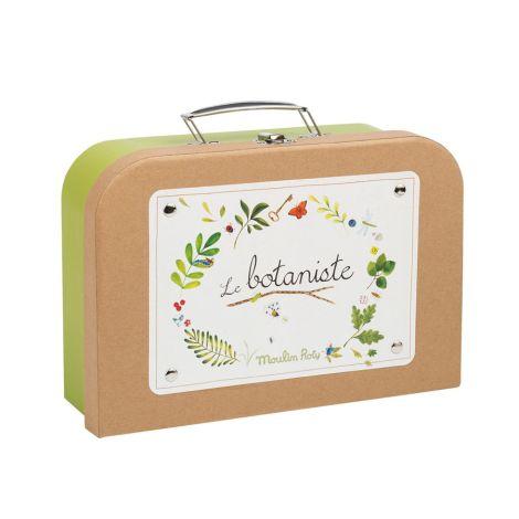 Moulin Roty Botanik-Koffer mit Zubehör