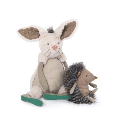 Moulin Roty Plüschtier Kaninchen Neige