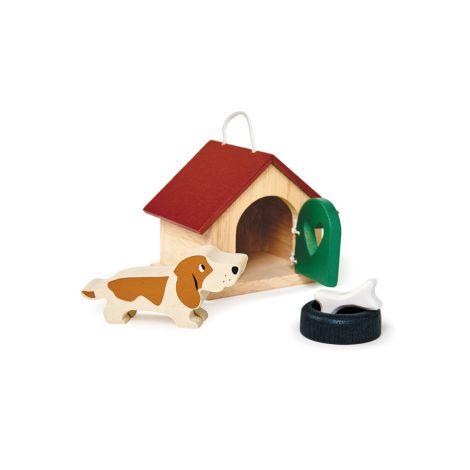 Tender Leaf Toys Hund für Puppenhaus
