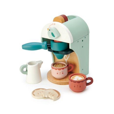 Tender Leaf Toys Kaffeemaschine Babyccino Maschine