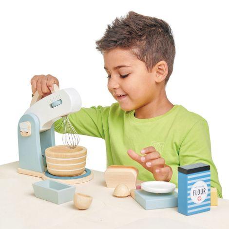 Tender Leaf Toys Küchenmaschine mit Zubehör