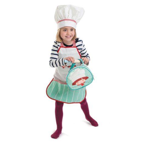 Tender Leaf Toys Küchenset Koch