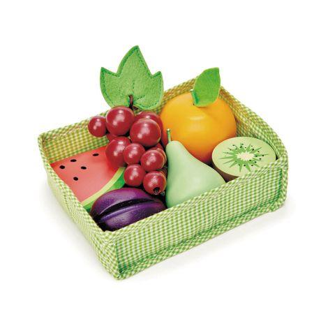 Tender Leaf Toys Früchte für Marktstand