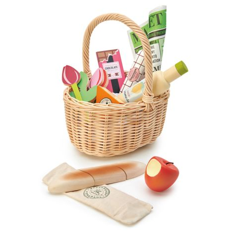 Tender Leaf Toys Einkaufskorb