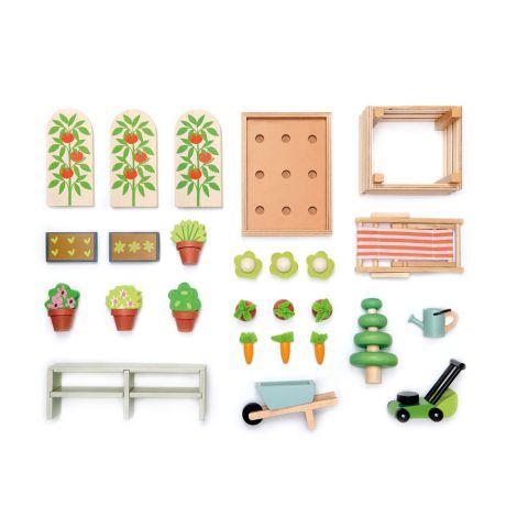 Tender Leaf Toys Gewächshaus