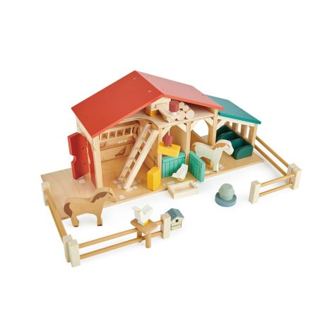 Tender Leaf Toys Bauernhof