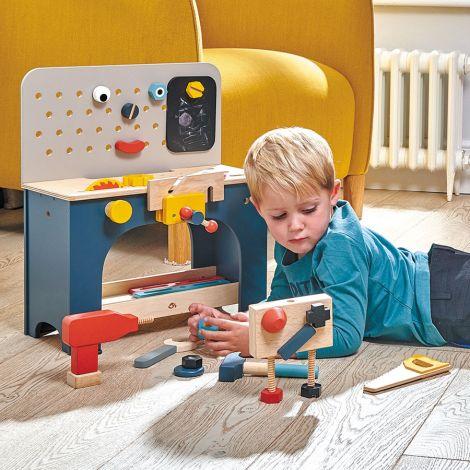 Tender Leaf Toys Werkbank Klein