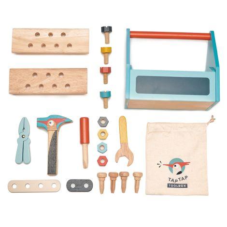 Tender Leaf Toys Werkzeugkoffer